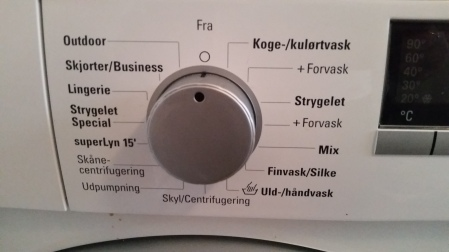icelandic washer panel